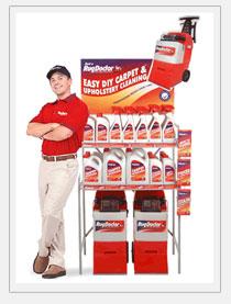 Rug Doctor Rental & Carpet Steam Cleaner Rental - A-1 ...